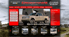 Preview of crosstownmotors.org