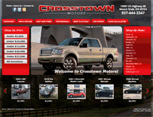 Tablet Preview of crosstownmotors.org